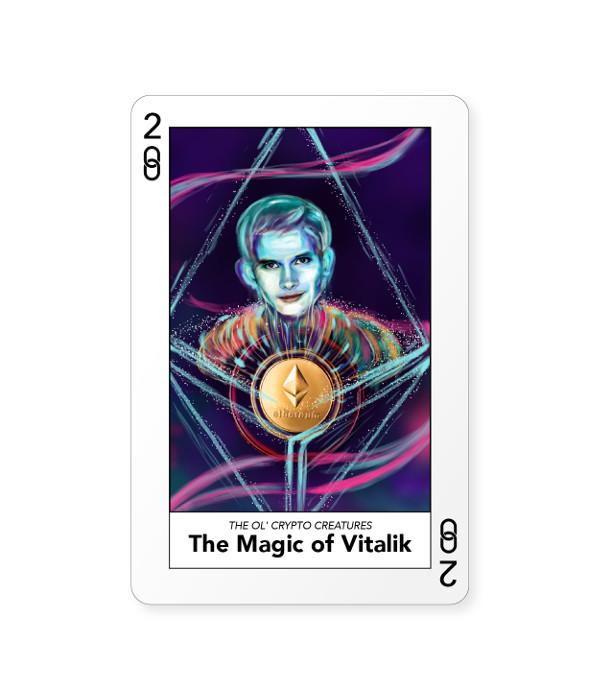 The Magic of Vitalik
